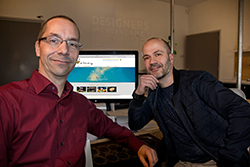 Albus Webdesign en Huyswerk Communicatie